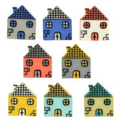 vj1456-0980 Knapsortiment huse
