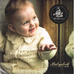 Mayflower Babystrik 0 - 3 år