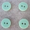 ojlysegrøn13mm.  Str. 13 mm.