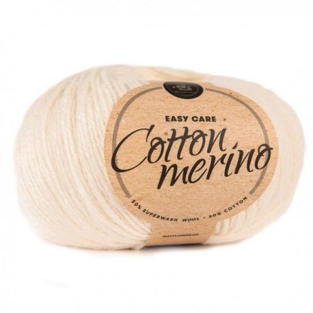 Cotton Merino Easy Care farve 01