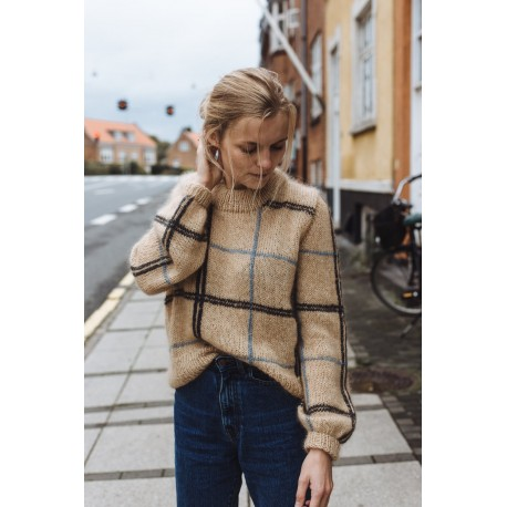 Scotty Sweater - PetiteKnit