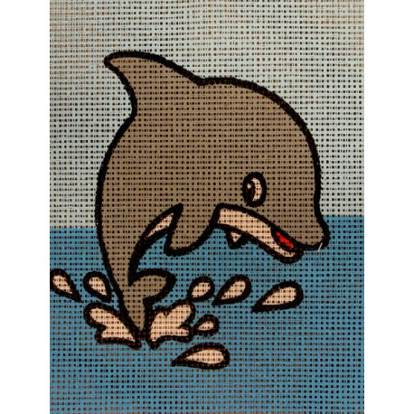 """Billede 43321 """"Delfin"""""""