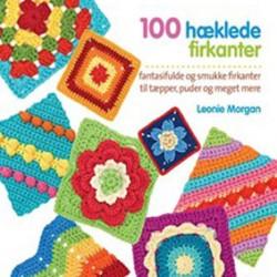 100 hæklæde firkanter
