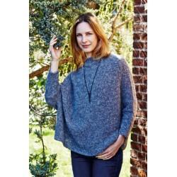 Alma Ponchosweater - sælges kun sammen med garn