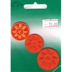 Blomster Orange