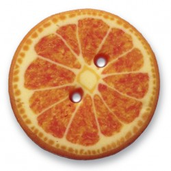 Hamilton Knap Appelsin15 mm