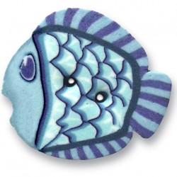 Hamilton Knap Fisk 17 mm