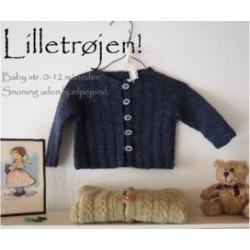 Lilletrøjen - sælges kun sammen med garn