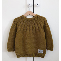 Haralds Sweater - PetiteKnit