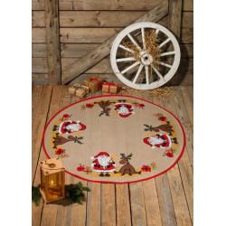 Juletræstæppe 45-0210