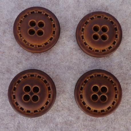 Knap bs58277_18 Str. 18 mm.